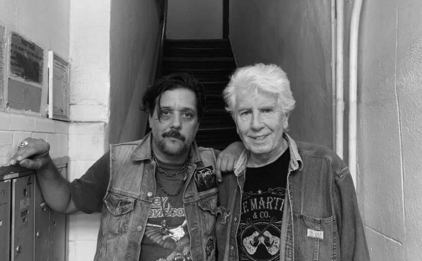 George & Graham Nash